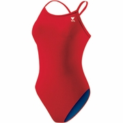 TYR Solid Lycra Diamondback Swimsuit - Women's
