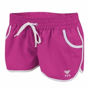 TYR Solid Splice Boardshort - Women's
