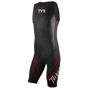 TYR Torque Pro Short John Swimskin - Men's