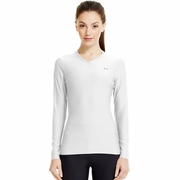 Under Armour Authentic Long Sleeve Base Layer - Women's