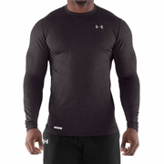 Under Armour ColdGear Fitted Long Sleeve Crew Base Layer - Men's