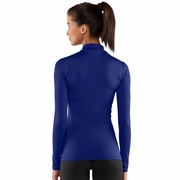 Under Armour ColdGear Mock Long Sleeve Compression Top - Women's