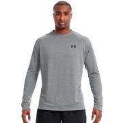 Under Armour Tech Long Sleeve Workout Shirt - Men's