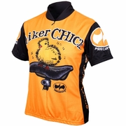 World Jerseys Biker Chick Cycling Jersey - Women's