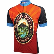 World Jerseys Black Butte Porter Cycling Jersey - Men's
