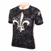 World Jerseys Fleur di Lis Cycling Jersey - Women's