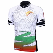 World Jerseys Mexico Aztec Cycling Jersey - Men's