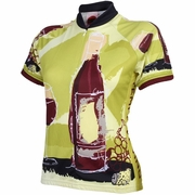 World Jerseys Tempo Di Vino Cycling Jersey - Women's
