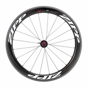 Zipp 404 Firecrest Carbon Clincher Rear Bicycle Wheel - Classic White