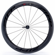 Zipp 404 Firecrest Tubular Black Front Bicycle Wheel