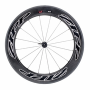 Zipp 808 Firecrest Carbon Clincher Front Bicycle Wheel - Beyond Black