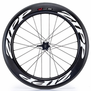 Zipp 808 Firecrest Carbon Clincher White Rear Bicycle Wheel