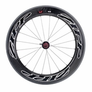 Zipp 808 Firecrest Tubular Rear Bicycle Wheel - Beyond Black