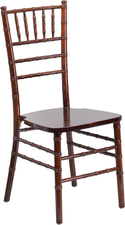 HERCULES Series Fruitwood Chiavari Chair With Free Cushion [XS FRUIT GG]