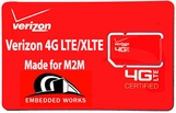 10GB per month 4G-LTE Verizon 6 months PrePaid Data Plan (USA ONLY)