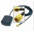 1575Mhz / 28 dB (typical) includes 4dB cable loss & filters gain Magnetic Mount GPS Antenna