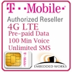 1GB per month monthly for 12 months SIM Data Plan--T-Mobile™ (USA)