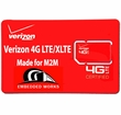 1GB per month 4G-LTE Verizon 3 months PrePaid Data Plan (USA ONLY)