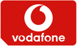 20MB per month monthly for 3 months SIM Data Plan--Vodafone™ (Global)