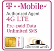 500MB per month monthly for 3 months SIM Data Plan--T-MObile™ (USA ONLY)