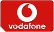 5MB per month monthly for 6 months SIM Data Plan--Vodafone™ (North America)