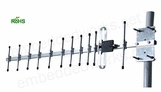 Embedded Works EW-915-13-YAGI Outdoor Yagi (uni-directional) Lora-433 / 868 / 915MHz