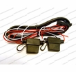 CalAmp 5C848-8 20-pin Molex (2x10-female) CalAmp Wiring Harness