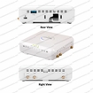Cradlepoint CBA850LPE-AT 4G LTE CAT 4 w/ 3G Fallback Router: Indoor with Cellular Failover AT+T Certified