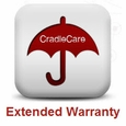 Cradlepoint CradleCare Extended Warranty , extends std 1-yr warranty to 3-yrs, for Models MBR1200B and MBR95 only
