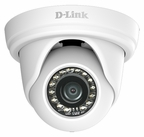 D-Link Vigilance Outdoor PoE Mini Dome Pannable Camera