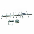 Embedded Works EWGSM19 Outdoor Yagi (uni-directional) Multi-band Cellular 11 dBi