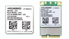 Huawei ME209U-526D-MINICARD 4G LTE CAT 3 Single Mode Module: MiniCard PCI-E Verizon Certified