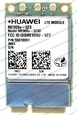 Huawei ME909U-523D-MINICARD 4G LTE CAT 3 w/ 3G Fallback Module: MiniCard PCI-E with GPS AT&T - USA Certified