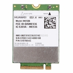 Huawei ME936 4G LTE CAT 3 w/ 3G Fallback Module: M.2 (NGFF) with GPS AT&T - USA Certified
