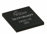 iMCU W7100A Single Chip Microcontroller with TCP/IP and 10/100 Fast Ethernet MAC/PHY