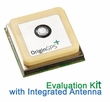 OriginGPS Hornet ORG1415-PM04-AB1 EVK / Evaluation Kit - GPS Receiver Module with Integrated Antenna (MPN: ORG1415-PM04-AB1-UAR)