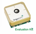 OriginGPS Multi Hornet ORG1518-R02 EVK / Evaluation Kit - GPS-GNSS Receiver Module with Integrated Antenna (MPN: ORG1518-R02-UAR)