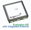 OriginGPS Ultra-Sensitive Hornet ORG1418-PM02 EVK / Evaluation Kit - GPS Receiver Module with Integrated Antenna (MPN: ORG1418-PM02-UAR)