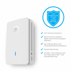 PL-E430W00A-US Cambium cnPilot e430W Enterprise Indoor 2x2 Dual Band 802.11ac wave 2 Wall plate AP (FCC) with 1-Yr 24/7 Support & 1-Yr Ext. Warranty