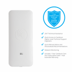 PL-E500INTA-US Cambium E500 cnPilot Outdoor 2x2 Dual Band 802.11ac Omni AP with PoE Injector, Tilt Bracket, 1-Yr 24/7 Support & 1-Yr Ext. Warranty