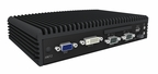 Protech SE-8124RA Intel E3845 Wide Temp Fanless Embedded PC with PoE
