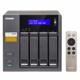 QNAP TS-453A (4GB RAM version) 4-Bay Professional-Grade Network Attached Storage, Supports 4K Playback (TS-453A-4G-US)