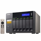 QNAP TS-653A (8GB RAM version) 6-Bay Professional-Grade Network Attached Stor...
