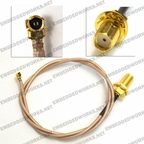 Embedded Works EW-CA25 RF Cable Assembly U.FL (IPEX/MHF/MHF2) to SMA