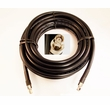 SMA male with 40 feet of CLF400 (low-loss) cable +SMA-male connector
