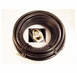 SMA male with 50 feet of CLF400 (low-loss) cable +SMA-male connector