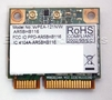 SparkLAN WPEA-121N / 802.11a/n/b/g 2x2 MIMO / PCI-Express Half-Size MiniCard (Atheros AR9382)