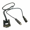 USGlobalsat- RS-232 option cable for the BR355 GPS unit