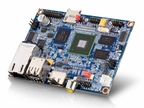 VIA Embedded VAB-820 ARM Freescale Cortex-A9 Single-core iMX6 1.0GHz