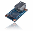 WIZ107SR Compact Serial to Ethernet Module (2.54mm Pitch 12 Pins)